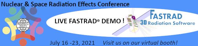 FASTRAD at the NSREC 2021